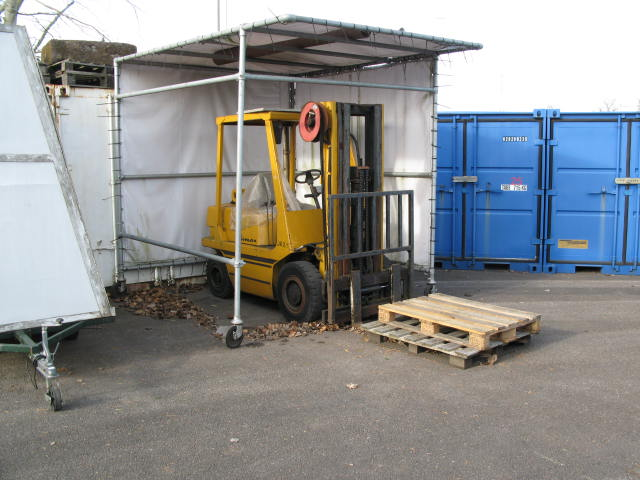 Cullompton Storage at Whiteball Slef Storage