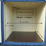 10x8 Mid Size Unit at Taunton Storage