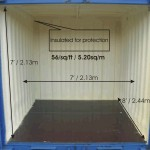 Self Storage Wiveliscombe 8x7 Mid Size Unit