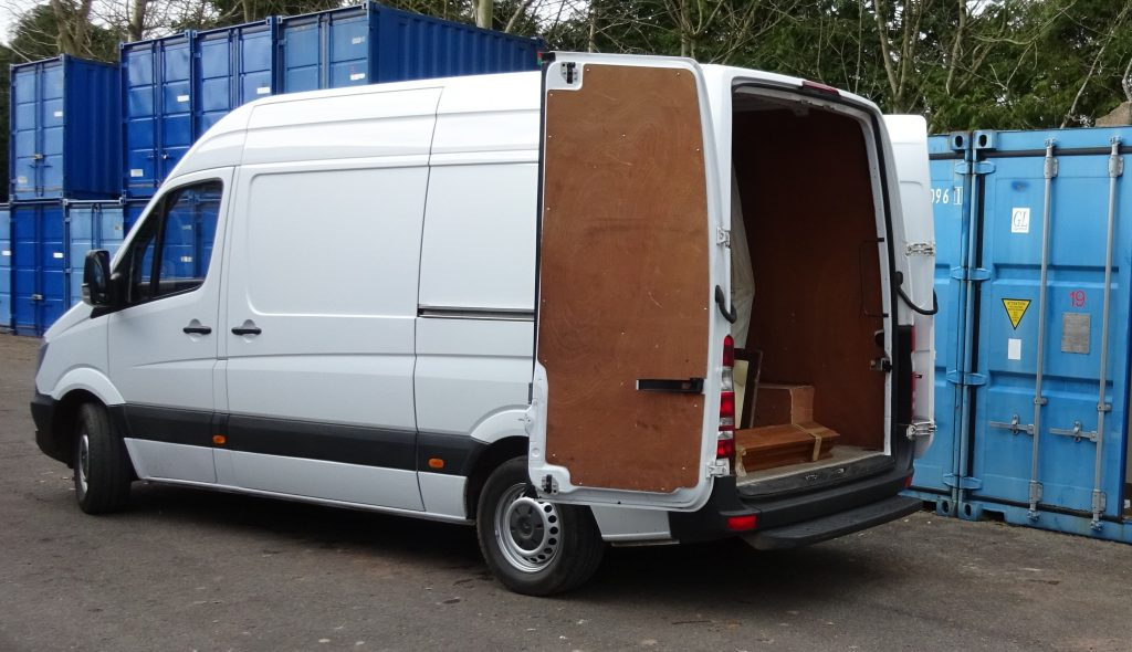 Removals and van hire for taunton someset